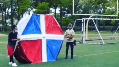 Photo of Arrestan dominicanos volaron chichigua gigante en parque de New York