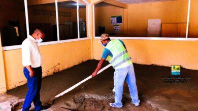 Photo of Jesús Jerez inicia reparación del edificio Ayuntamiento