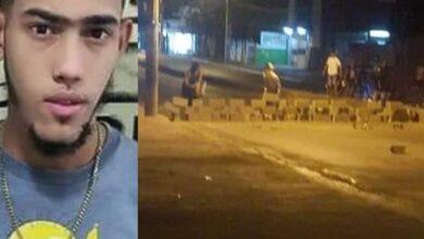 Photo of Un joven murió esta noche tras una patrulla de la policía darle persecución al momento de toque de queda en este municipio.