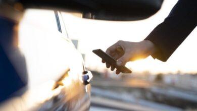 Photo of El iPhone podrá usarse como llave para abrir y arrancar algunos vehículos