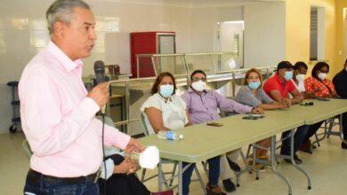 Photo of Sector educativo de Villa Vásquez respalda al diputado Rafael Abel