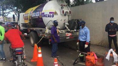 Photo of REPARTEN GAS EN SECTORES DE SAN FRANCISCO DE MACORÍS.