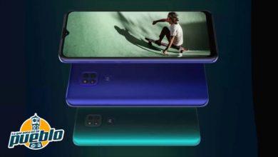 Photo of Motorola presenta el Moto G9 con una batería de hasta dos días de durabilidad y triple cámara
