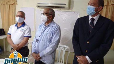 Photo of Dr. Francisco García nuevo director provincial de Salud Pública en Dajabón.