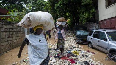 Photo of Aumentan a nueve los muertos en Haití por la tormenta Laura