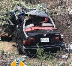 Photo of En Monteristi Muere joven en accidente de tránsito dos resultan heridos