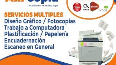Photo of En Montecristi ya está Empresa aki copia todo en Papeleria y mucho más