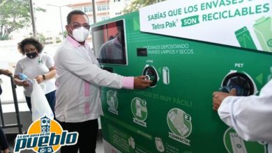 Photo of Instalan en estación del metro primera máquina que intercambia envases y botellas por recarga en ticket