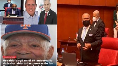Photo of Critican sea Héctor Acosta destaque en el congreso figura de Osvaldo Virgil y no legisladores de Montecristi.