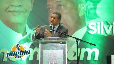 Photo of Leonel afirma a partidos políticos no les conviene que miembros de la JCE sean de sus filas