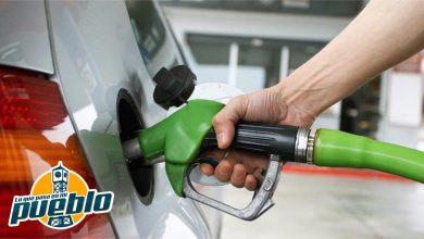 Photo of Aumentan mayoría combustibles del 10 al 16 octubre, gasolina regular baja