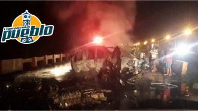 Photo of Al menos cuatro muertos y 2 heridos deja accidente en la autopista Duarte