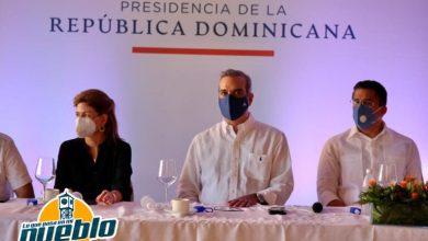 Photo of Gobierno anuncia que un mes tendrá Plan de Recuperación Puerto Plata