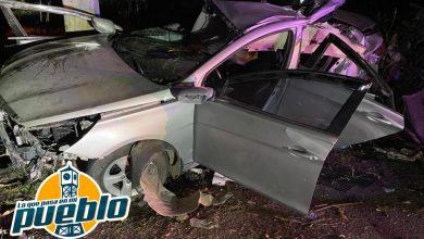 Photo of Cuatro personas fallecidas y un herido deja accidente de tránsito en Baní
