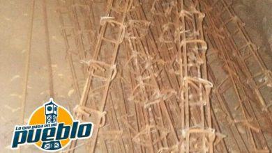 Photo of PN recupere material de construcción robado en escuela de Montecristi; persigue a presuntos autores.