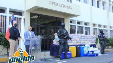 Photo of DNCD incauta 444 kilos de cocaína en costas de San Pedro de Macorís