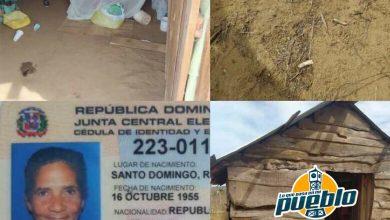 Photo of Encuentran muerta mujer en Montecristi con signos de violencia