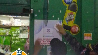 Photo of Autoridades dicen clausuran negocios por incumplimiento medidas COVID 19