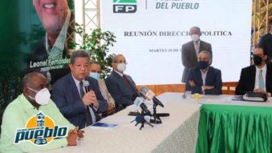 """Photo of Leonel Fernández: """"Apertura oficial del Primer Congreso del Pueblo Profesor Juan Bosch será el 9 de noviembre"""""""
