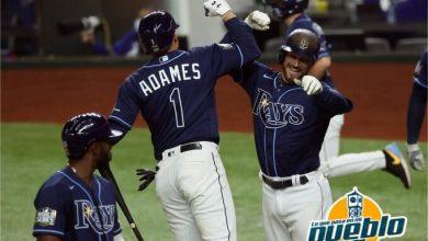 Photo of En un juego de película, los Rays vencieron a los Dodgers y empatan la Serie Mundial