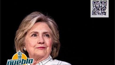 "Photo of Hillary Clinton no cree que la gente sea tan ""manipulable"" en estos comicios"