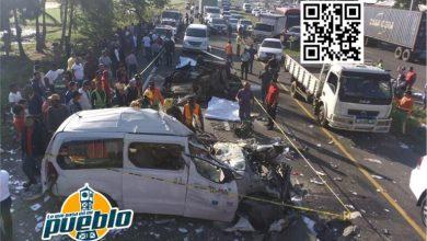 Photo of Autopista Duarte: 290 víctimas mortales en 22 meses