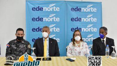 Photo of Edenorte inicia iluminación entradas y salidas municipios del Cibao