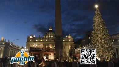 Photo of El Vaticano inaugurará su pesebre y su árbol de Navidad el 11 de diciembre
