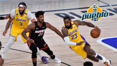 Photo of Lakers se imponen al Heat y ponen la serie 1-0
