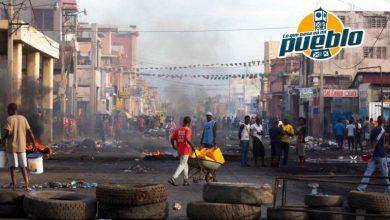 Photo of Protestan en Haití por muerte de estudiante por supuesto tiro de un policía