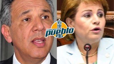 Photo of José Ramón Peralta y Lucía Medina rechazan más impuestos de Gobierno