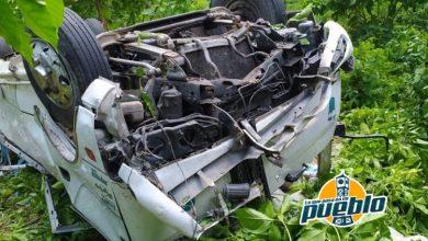 Photo of Accidente ocurrido en carretera Sánchez-Samaná deja al menos 17 heridos