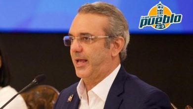 """Photo of Abinader: """"Para el año 2021 no tendremos nuevos impuestos"""""""