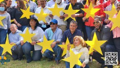 Photo of 54 diputados y altos dirigentes PLD analizan con Abel avances IX Congreso