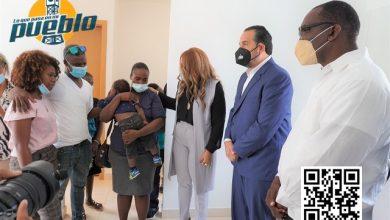 Photo of LOS ALCARRIZOS: Alcalde entrega casa a familia de niña muerta en asalto