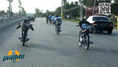 Photo of PN apresa 12 personas que realizaban carreras clandestinas de motocicletas en Dajabón