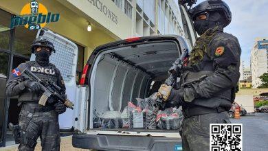 Photo of Autoridades ocupan 121 paquetes de drogas en Barahona y 28 en Samaná