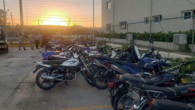 Photo of Autoridades retienen decenas de motocicletas en operativo antirruido realizado en Puerto Plata