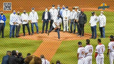 """Photo of Abinader: """"El béisbol es parte de la cultura del dominicano"""""""