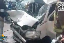 Photo of Un muerto y varios heridos en accidente de tránsito próximo al puente de la 17
