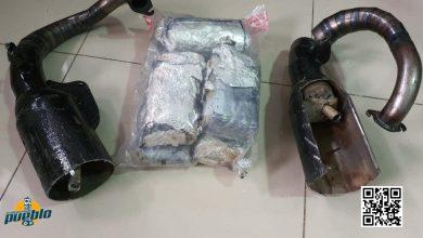 Photo of Apresan en Santiago hombre acusado de enviar drogas en mofles de motocicleta a EE.UU.