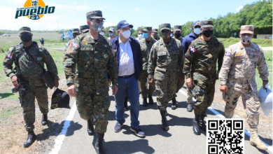 Photo of Abinader ordena a militares frontera a resistir presiones de políticos