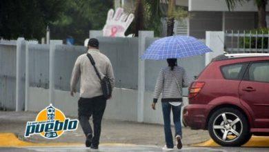 Photo of ONAMET pronostica lluvias pasajeras y aisladas en gran parte del país