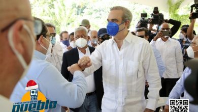 Photo of El presidente Luis Abinader visita este domingo las provincias Azua y Peravia