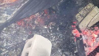 Photo of Muere menor carbonizada durante incendio en comunidad de Valverde