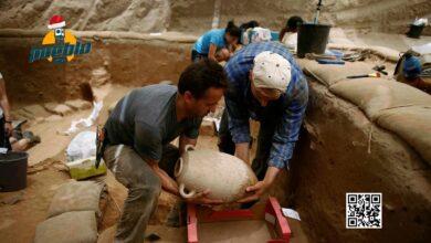 Photo of Desentierran en Israel un jarrón con los restos de un bebé de 3.800 años de antigüedad