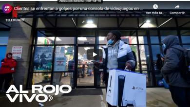 Photo of Clientes se enfrentan a golpes por una consola de videojuegos en tienda Walmart
