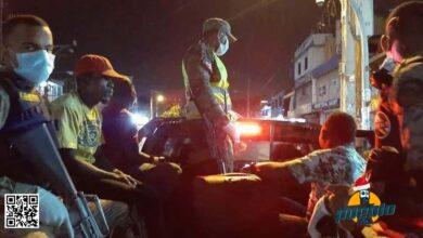 Photo of PN apresó a casi mil personas por violar el toque de queda en Nochebuena