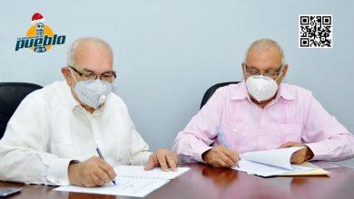 Photo of El Banco Agrícola y el Instituto del Tabaco firman acuerdo de cooperación
