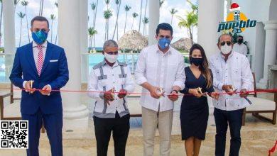 Photo of El Paradisus Palma Real reabre sus instalaciones con la presencia del ministro de Turismo